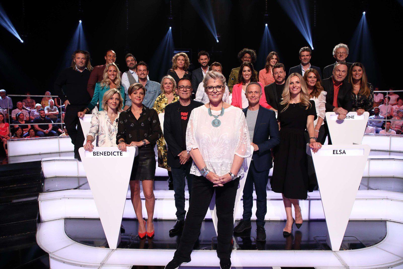 Voici qui a remporté le Grand concours des animateurs samedi soir sur TF1.
