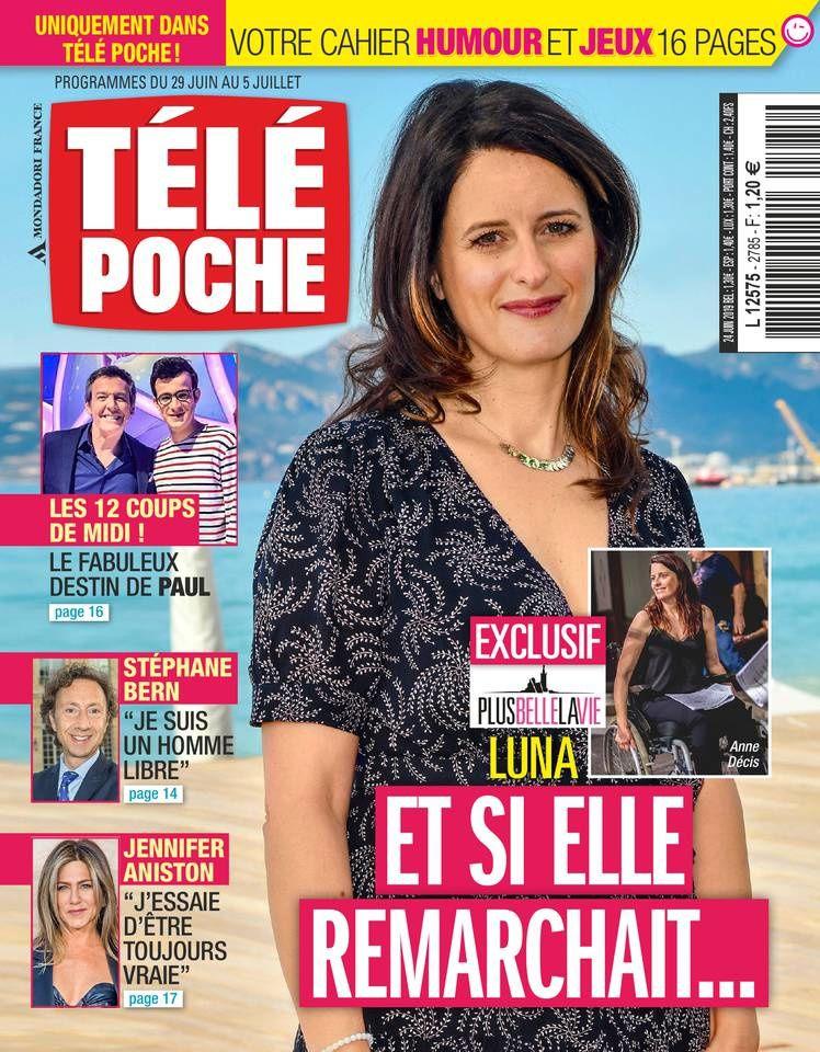 La UNE des hebdos TV cette semaine : Emma Smet, Clément Rémiens, Anne Décis...