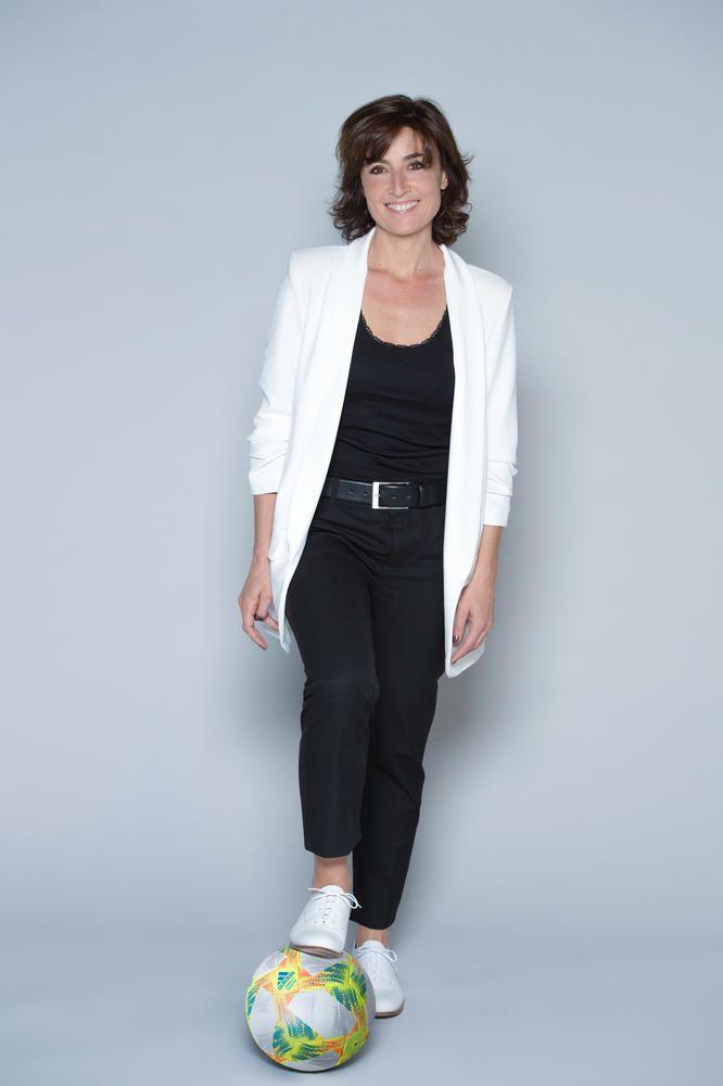 Nathalie Iannetta rejoint l'équipe de Téléfoot et présentera un programme court sur TF1.