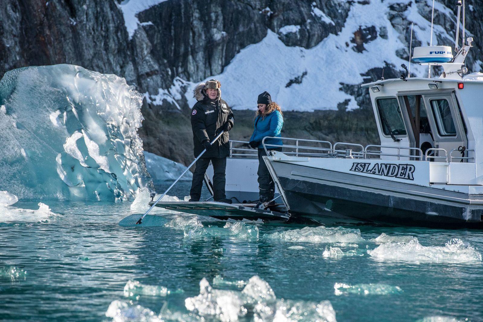 La série documentaire inédite Gordon Ramsay: Territoires inexplorés sera diffusée dès le 3 août.