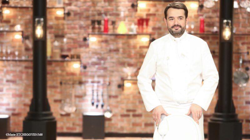 Jean-François Piège ne participera plus à  l'émission Top Chef.