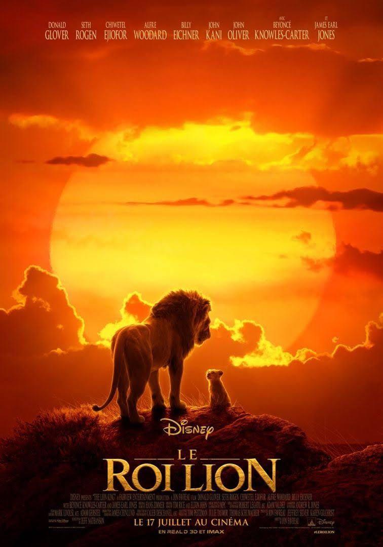 Box-office aux États-Unis : démarrage exceptionnel du Roi Lion ce week-end !