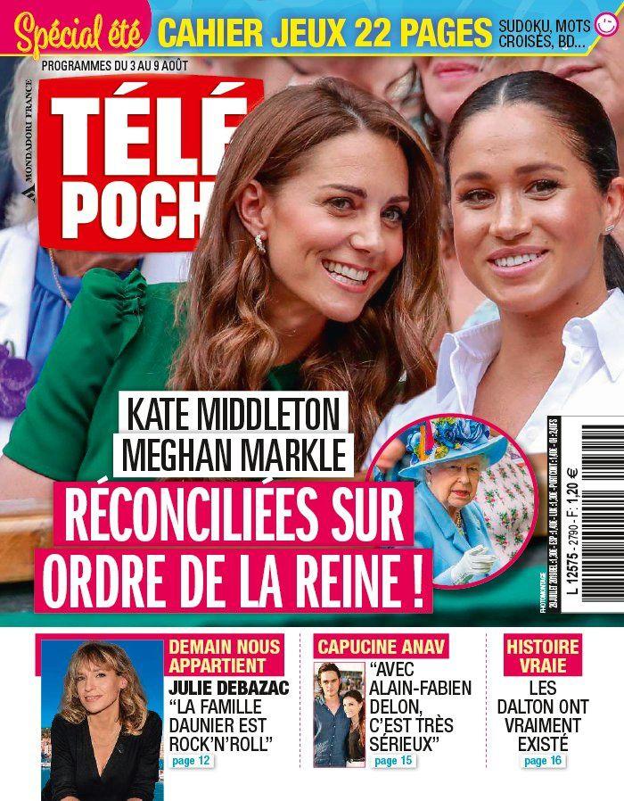 La UNE des hebdos de la presse TV ce lundi : Plus belle la vie, Jason Statham, Julia Vignali…