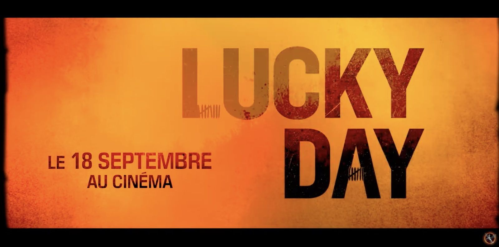 Bande-annonce du film Lucky Day, de Roger Avary (VOST).