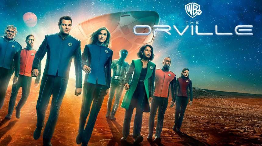 Saison 2 inédite de la série The Orville dès le 2 septembre sur Warner TV.