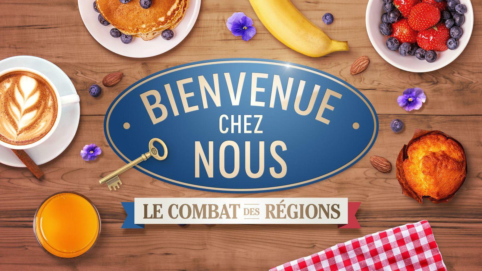Bienvenue chez nous, finale du combat des régions : adresses et sites des 4 maisons d'hôtes.