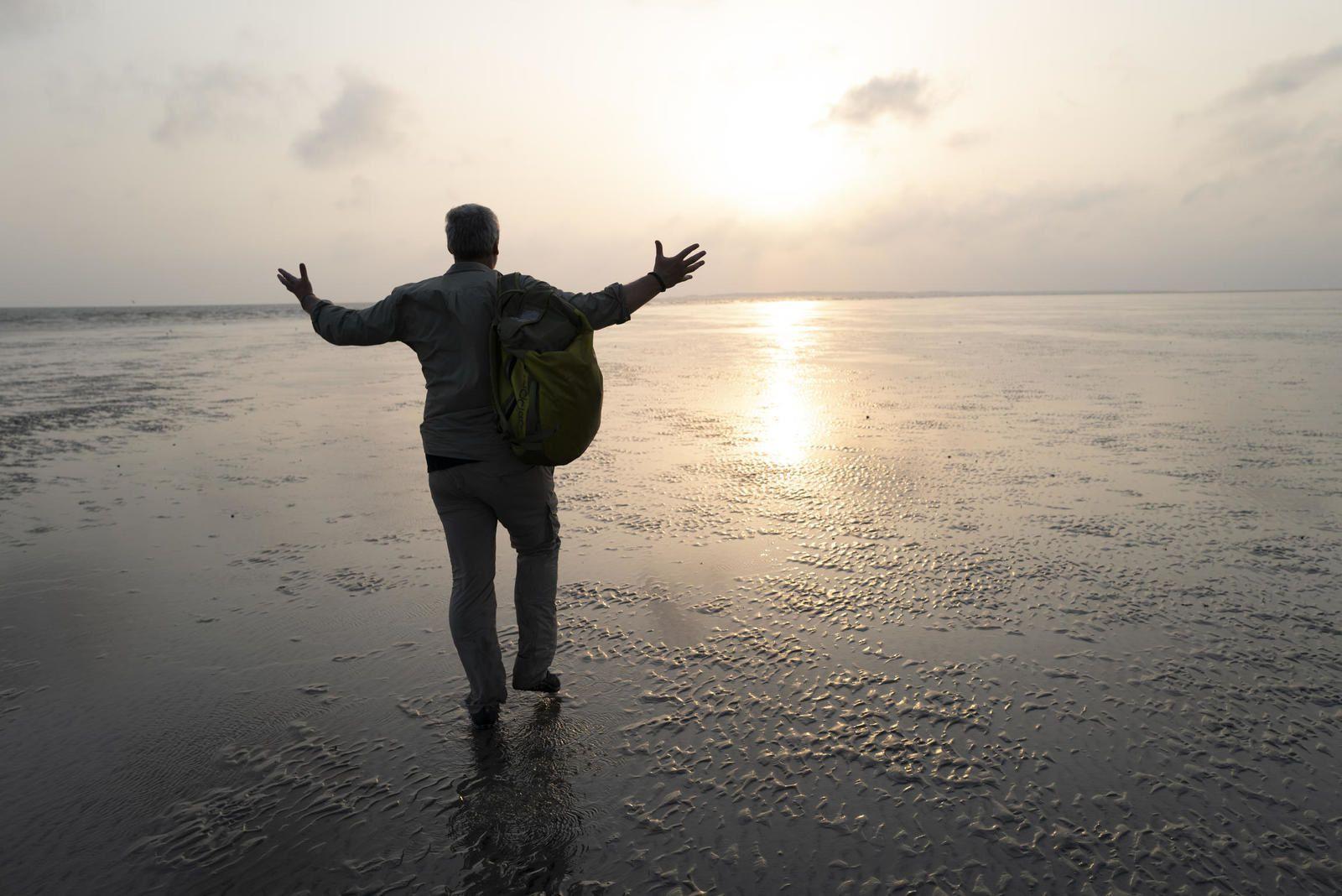 Collection Au bout c'est la mer avec François Pécheux : le Gange ce mardi soir.