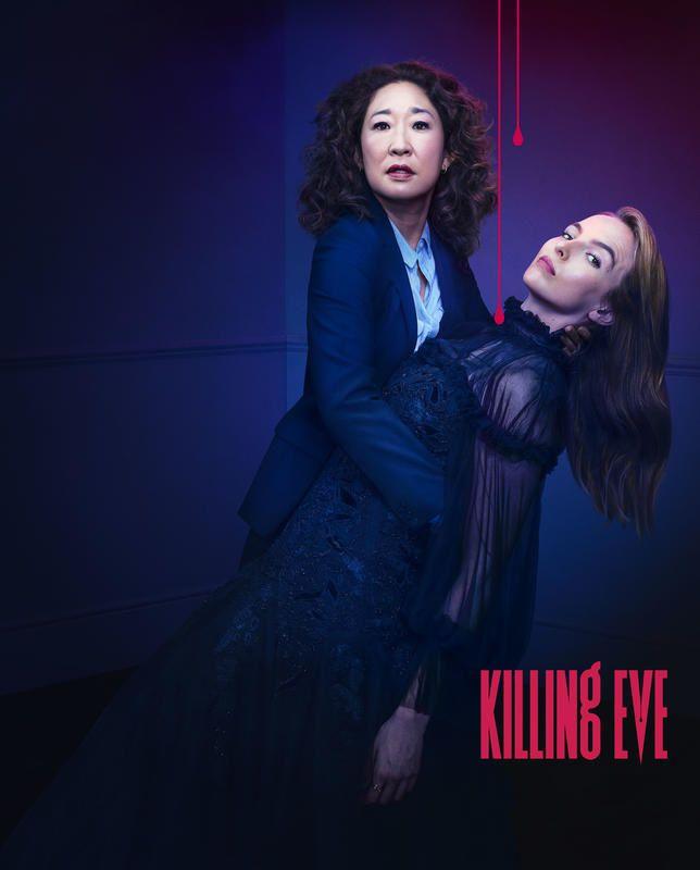 Saison 2 de la série Killing Eve dès ce jeudi 12 septembre sur Canal+.
