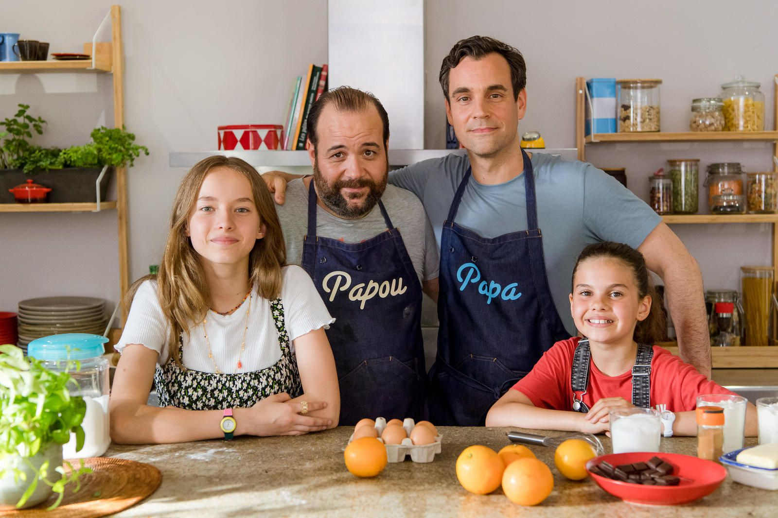 Parents mode d'emploi dès ce samedi sur France 3 : présentation des nouvelles familles (homoparentale et recomposée).