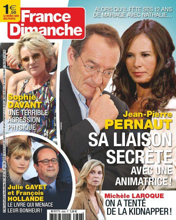 La UNE des hebdos people : le mariage de Jenifer, Laeticia Hallyday, Brigitte Macron.