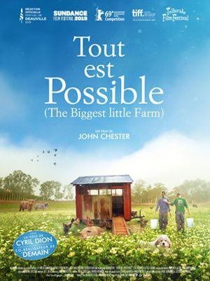 """Bande-annonce du film The Biggest Little Farm (""""Tout est possible"""")."""