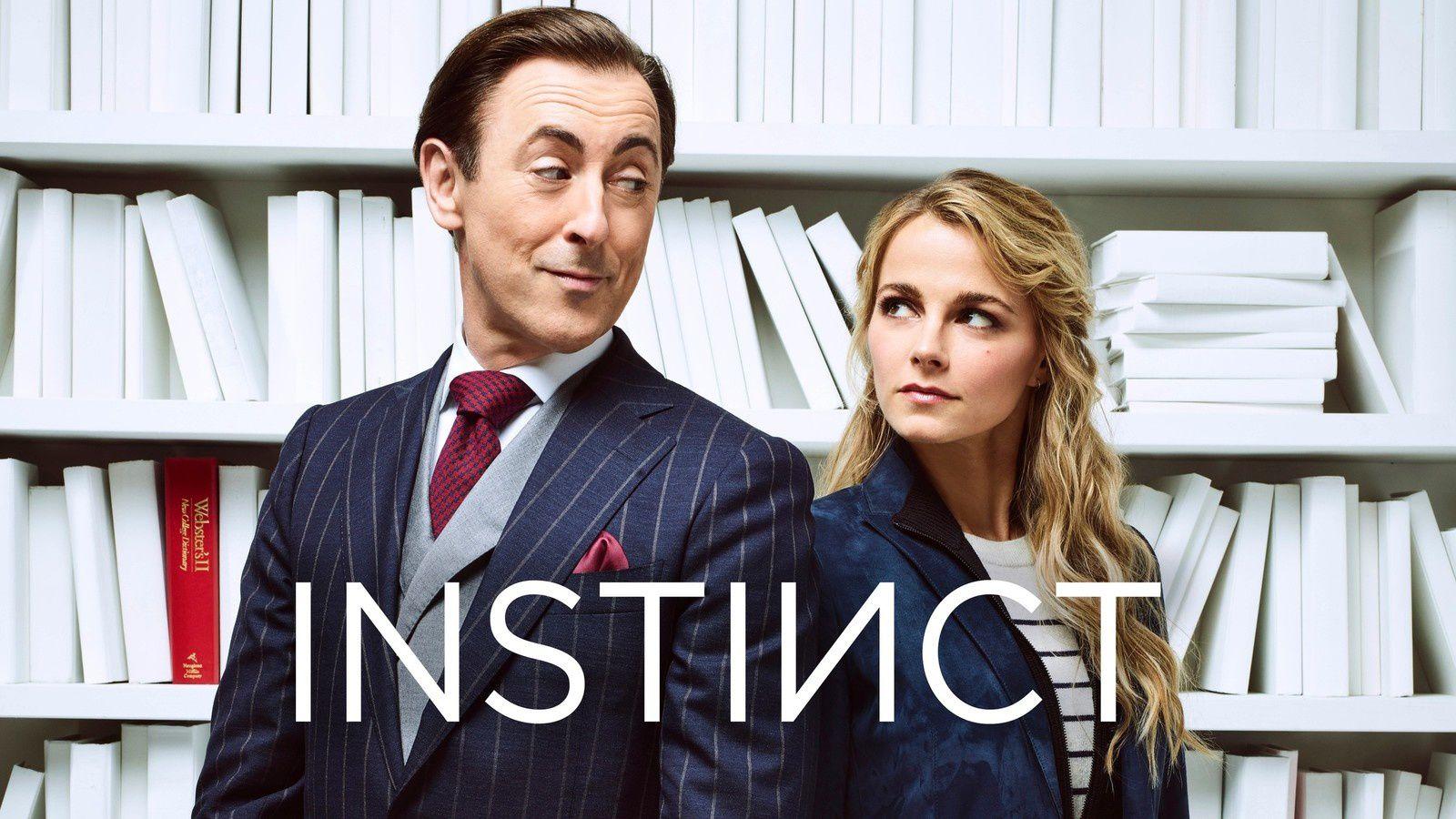 La série inédite Instinct diffusée dès ce samedi soir sur M6.