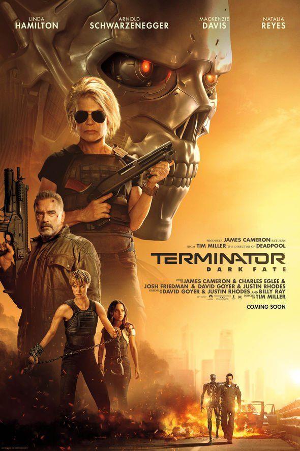 Nouvelle bande-annonce du film Terminator: Dark Fate.
