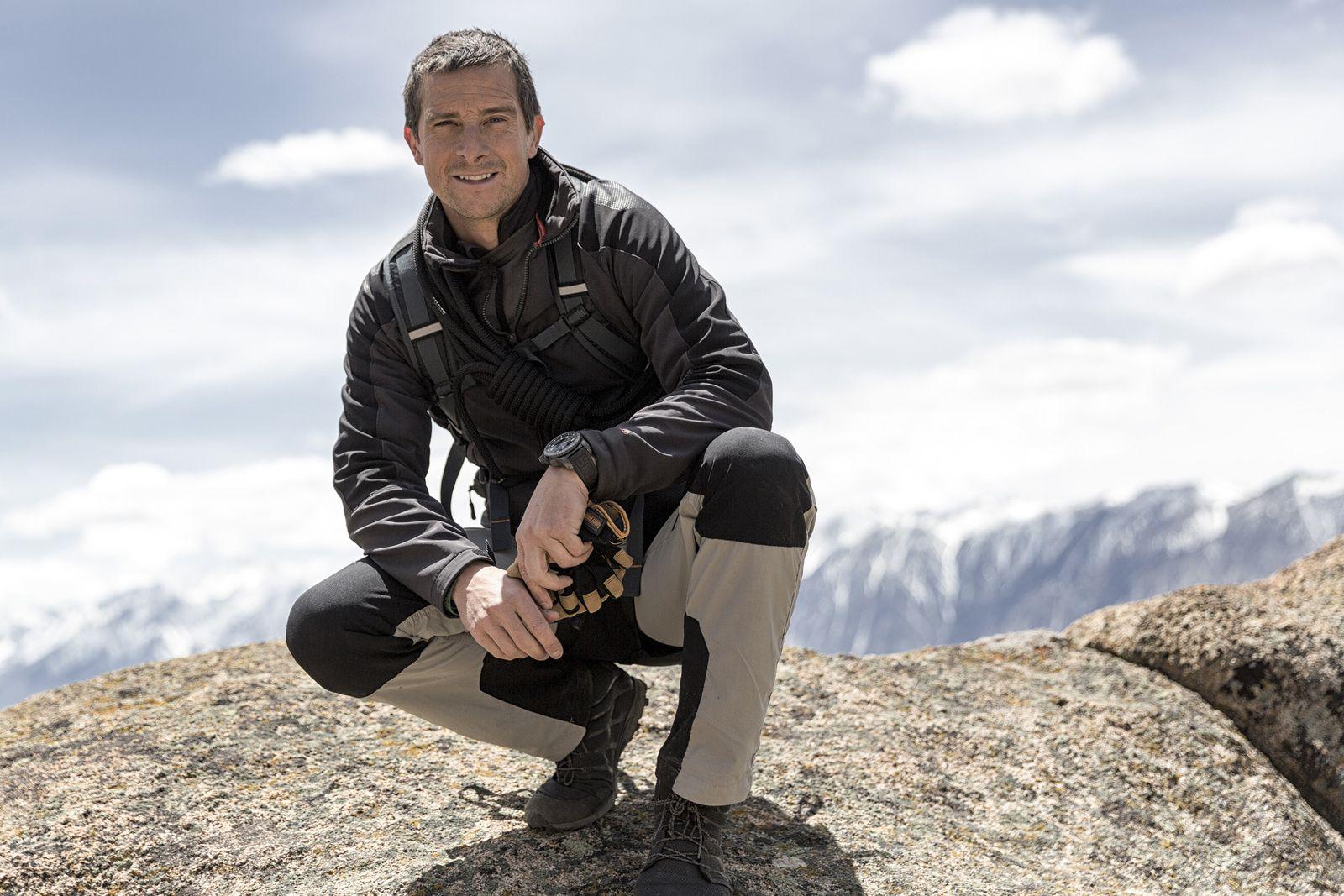 Une saison inédite de « Bear Grylls : VIP vs Wild » en fin d'année sur National Geographic.