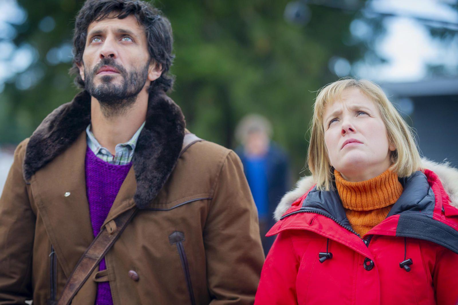 L'histoire et les interprètes de Les Murs du souvenir, téléfilm inédit ce samedi sur France 3.