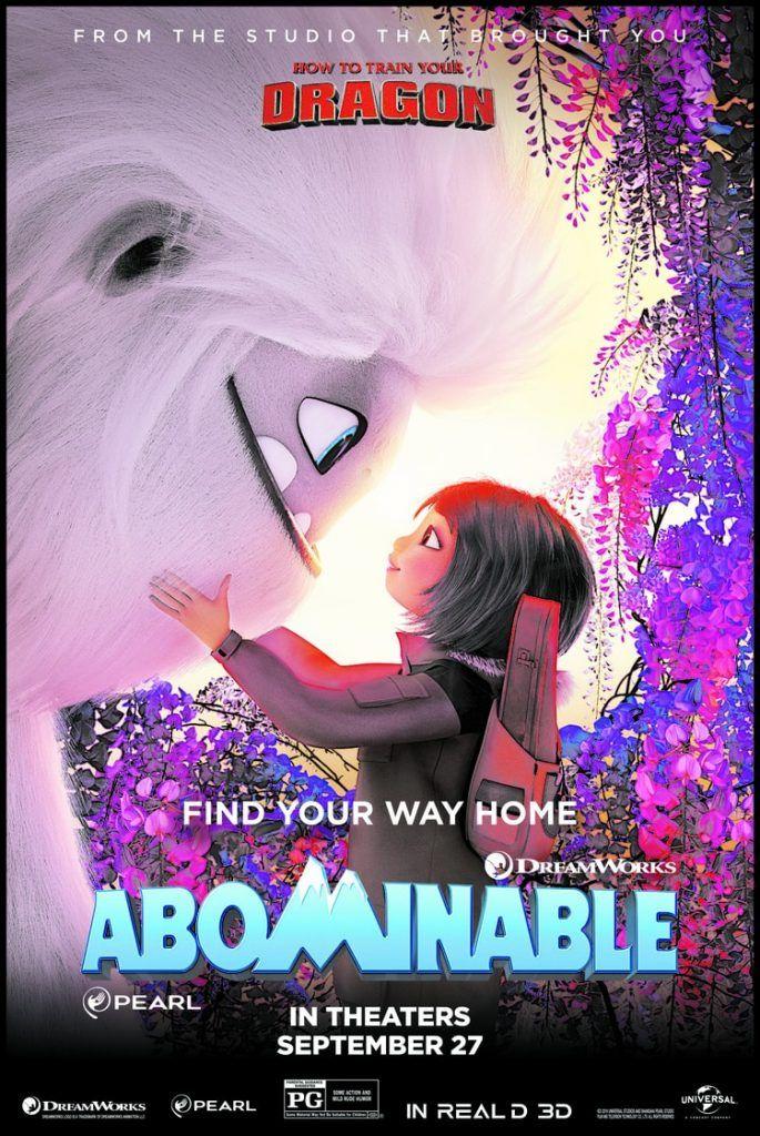 Box-office États-Unis : L'animé Abominable succède à Downton Abbey en tête du classement.