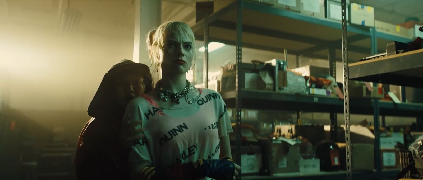 Bande-annonce, en version française, de Birds Of Prey, avec Margot Robbie.