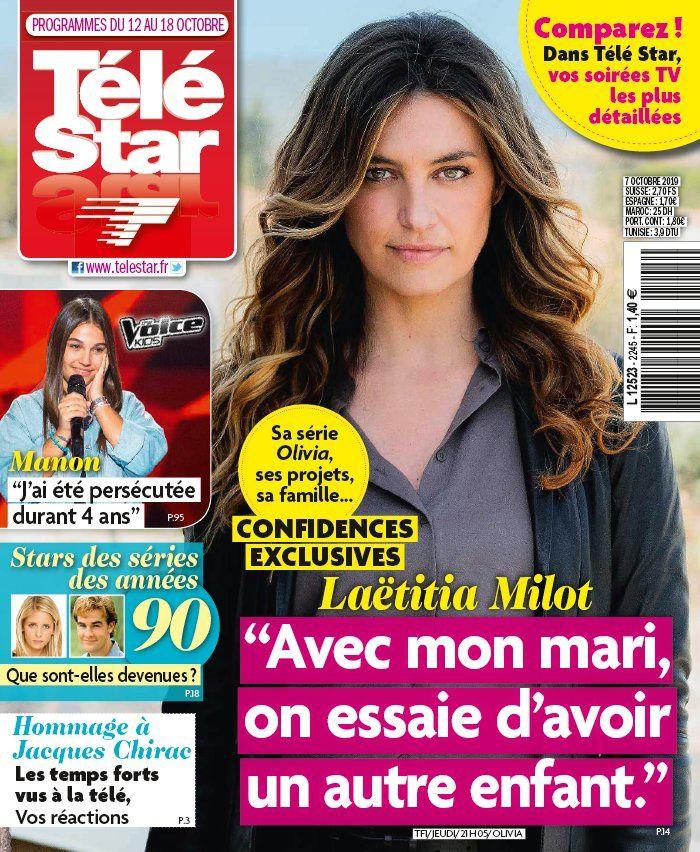 La UNE des revues TV ce lundi : DALS, La course des champions, Laëtitia Milot…