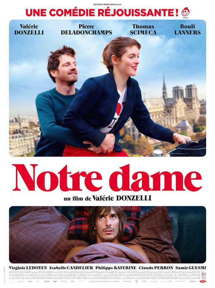 Dans les salles dès ce mercredi, la comédie Notre Dame, avec Valérie Donzelli et Pierre Deladonchamps.