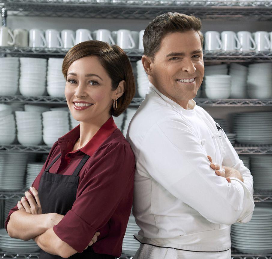 Un amour de chef, téléfilm inédit avec Autumn Reeser ce jeudi sur TF1.