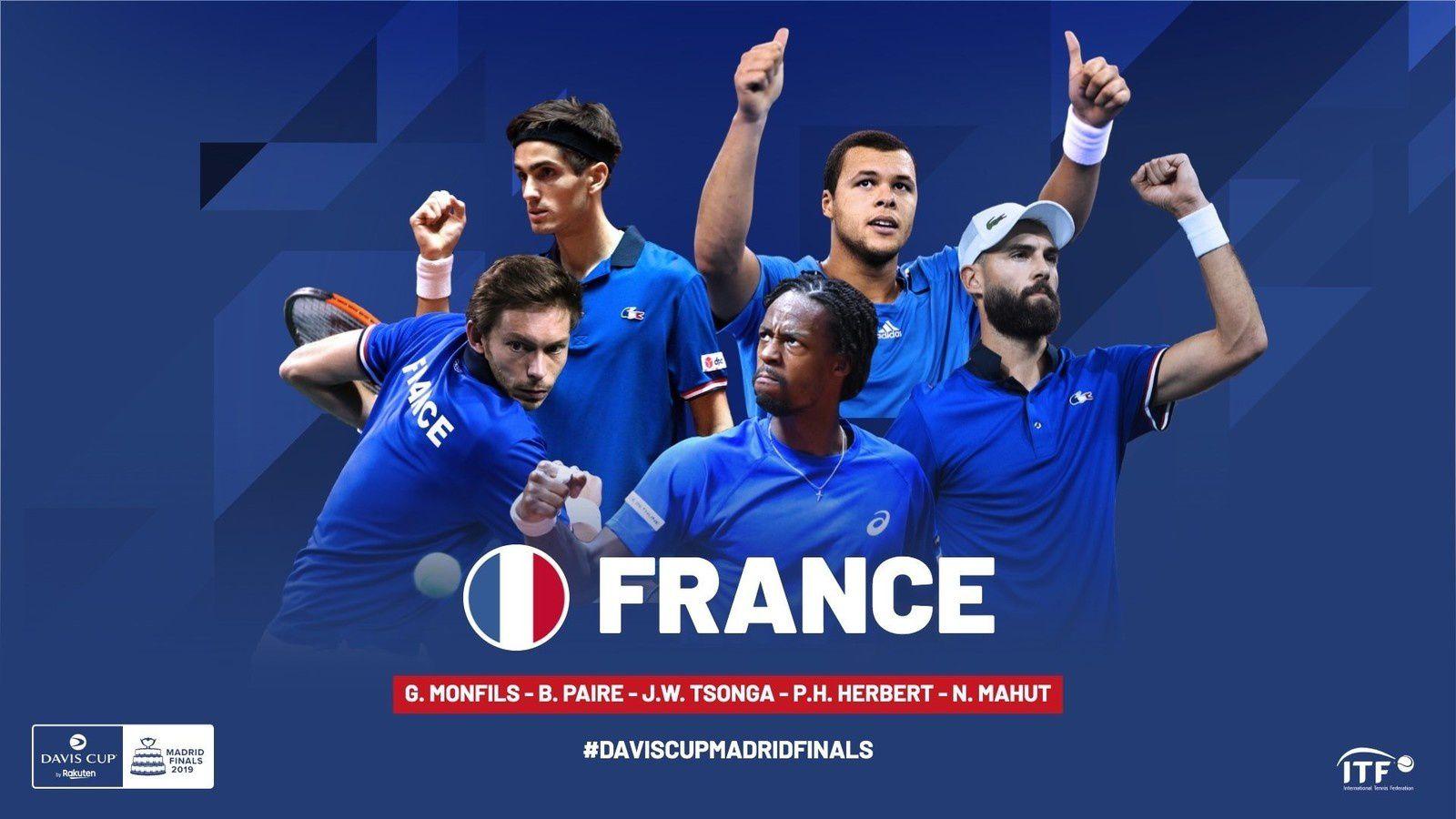 Coupe Davis sur TMC dès ce mardi : Escudé, Di Pasquale, Clément consultants.