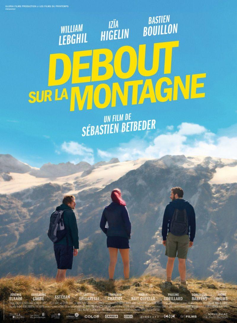 Dans les salles dès ce mercredi : Debout sur la montagne, avec William Lebghil et Izïa Higelin.