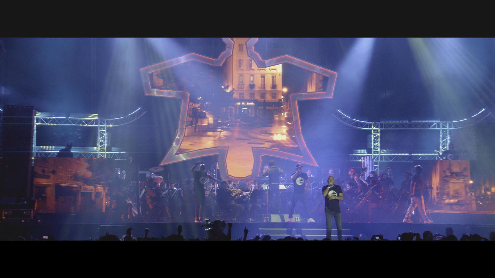 Un concert inédit d'IAM la nuit prochaine sur France 2.