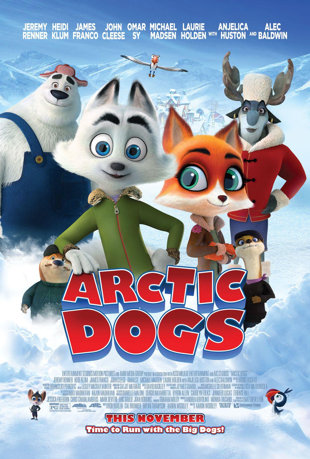 Box-office USA : Terminator leader sans éclat, flop pour Arctic Dogs.