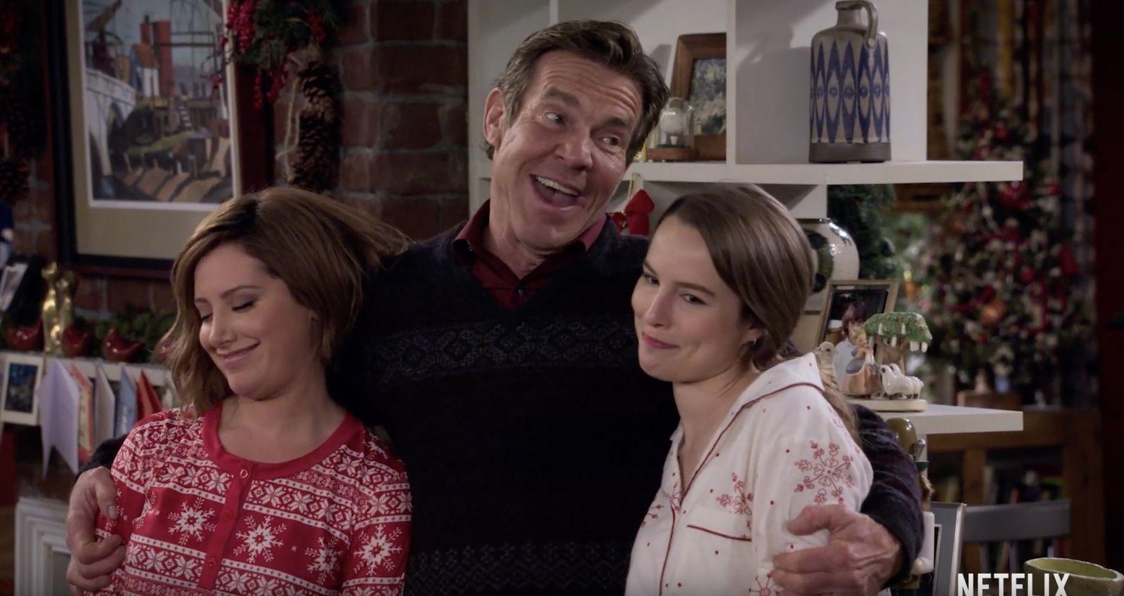 Bande-annonce de la série Merry Happy Whatever, avec Dennis Quaid (Netflix).