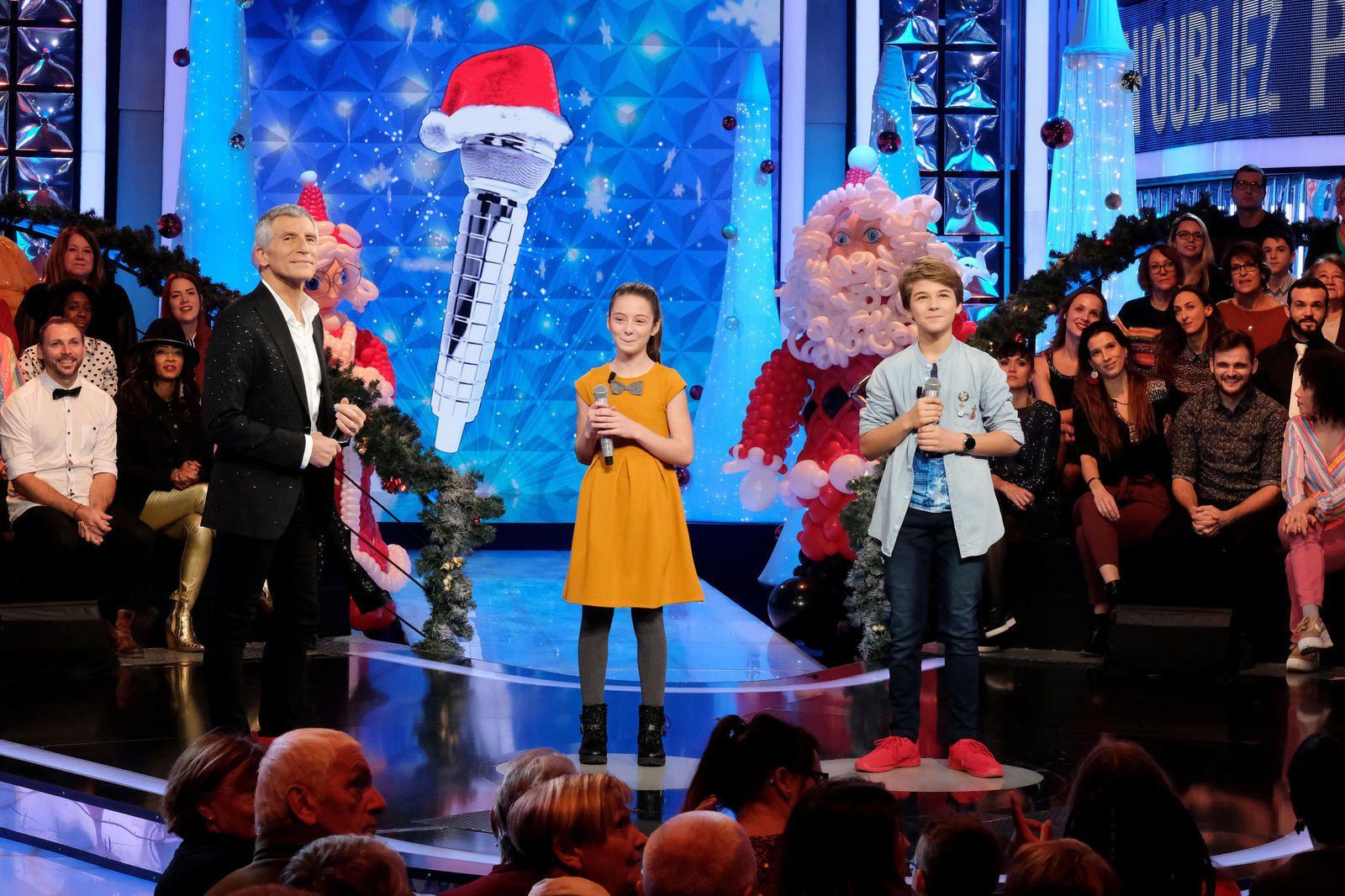 N'oubliez pas les paroles spécial enfants, cette soirée de Noël sur France 2.