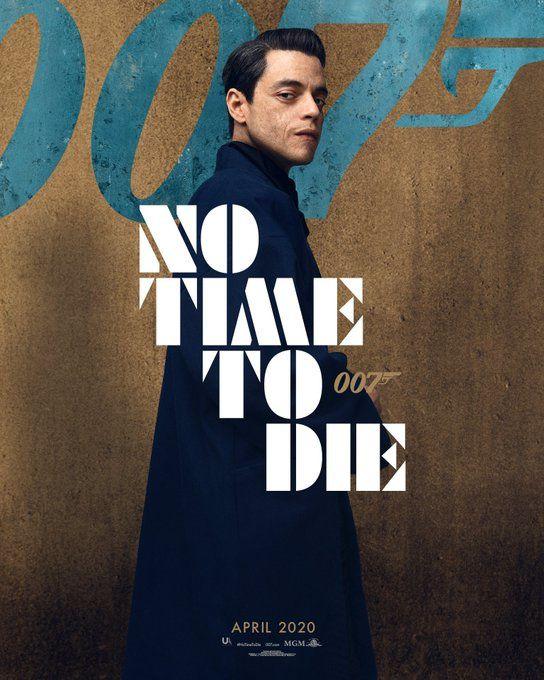 Nouvelle bande-annonce de No Time To Die, le dernier James Bond avec Daniel Craig.