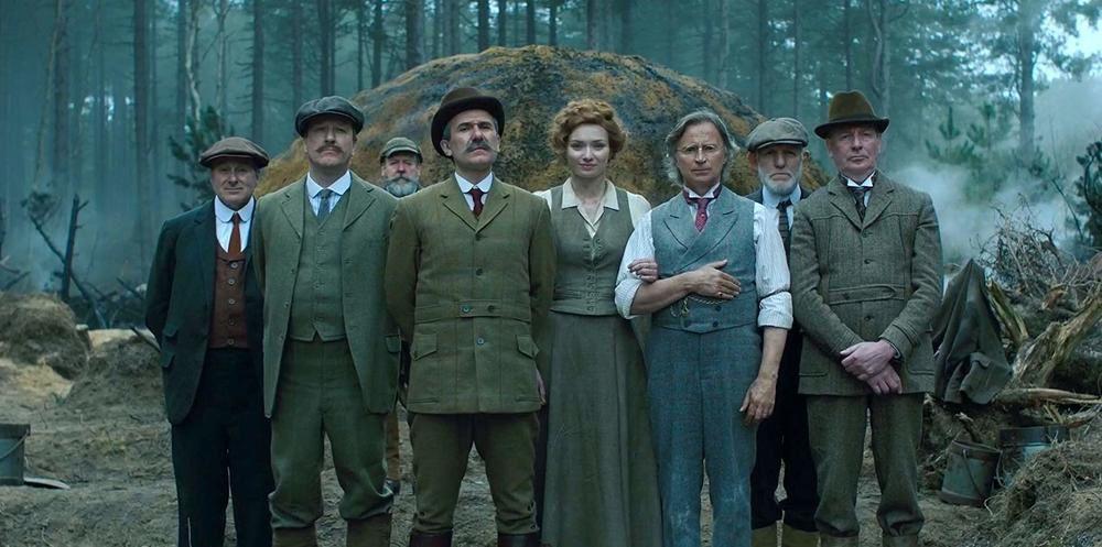 La mini-série inédite La guerre des mondes diffusée ce lundi sur TF1 (version Angleterre victorienne).