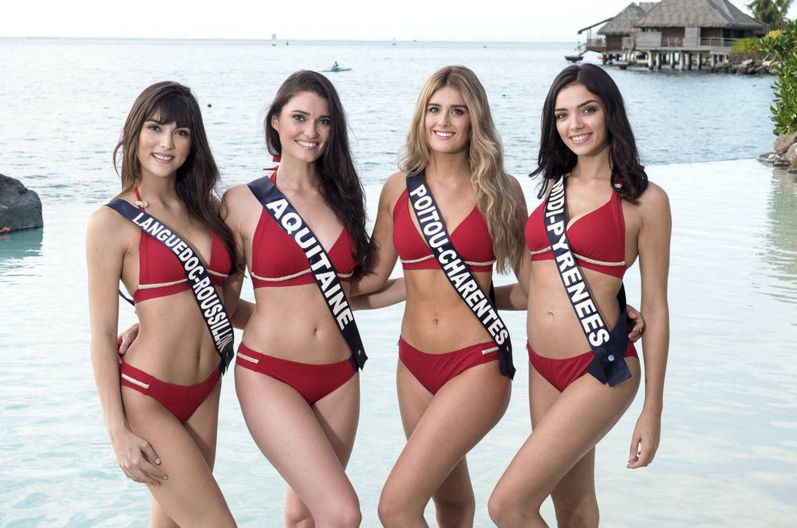 Élection de Miss France 2020 : 15 candidates en lice pour le titre (photos).