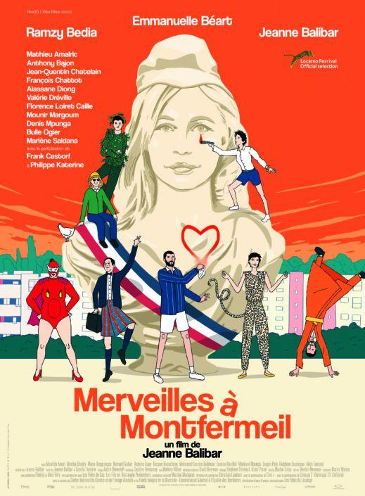 Bande-annonce du film Merveilles à Montfermeil, de et avec Jeanne Balibar.