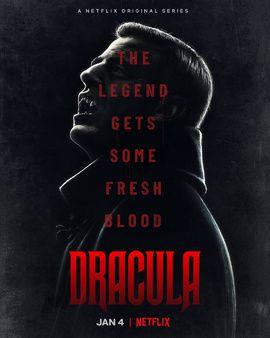 La série inédite Dracula disponible dès ce samedi sur Netflix.