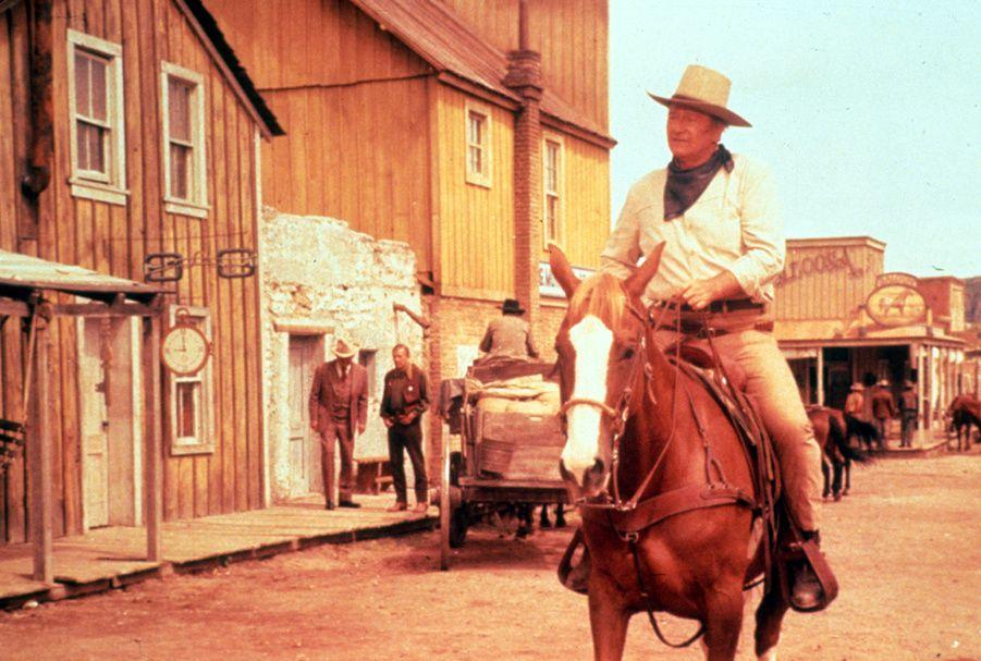 Un cycle John Wayne cette semaine sur France 3, avec la diffusion de 5 films.