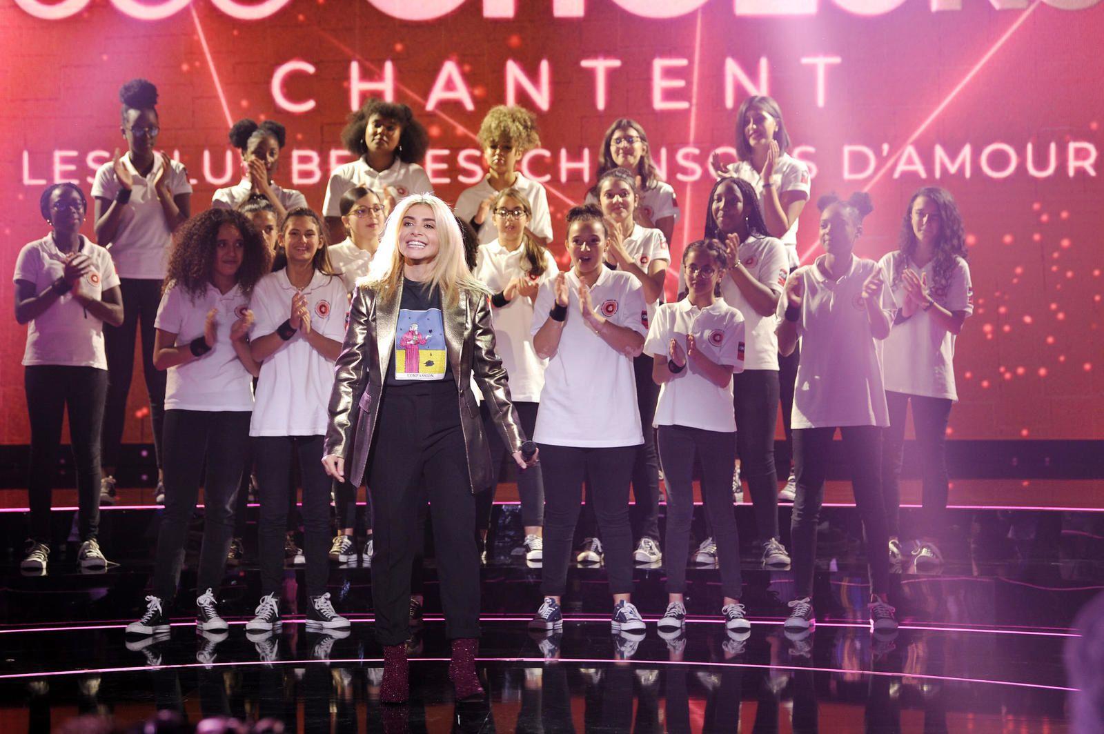 300 choeurs ce vendredi sur France 3, avec Vincent Niclo, Julie Zenatti, Lara Fabian...