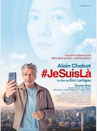 La belle bande-annonce de #JeSuisLà, film avec Alain Chabat, Doona Bae et Blanche Gardin.