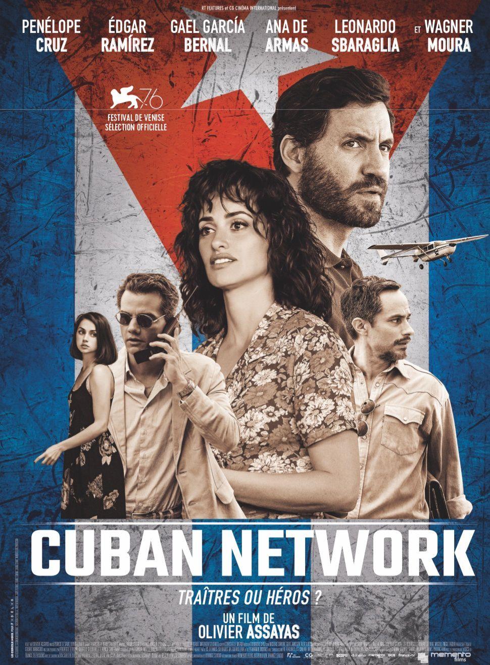 Bande-annonce de Cuban Network, film d'Olivier Assayas, avec Penelope Cruz.