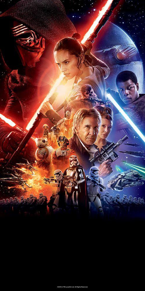 Audiences du lundi 23 décembre : Star Wars VII l'emporte aisément sur La reine des neiges.