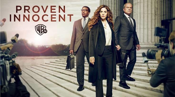 La série inédite Proven Innocent diffusée dès ce 14 janvier sur Warner TV.