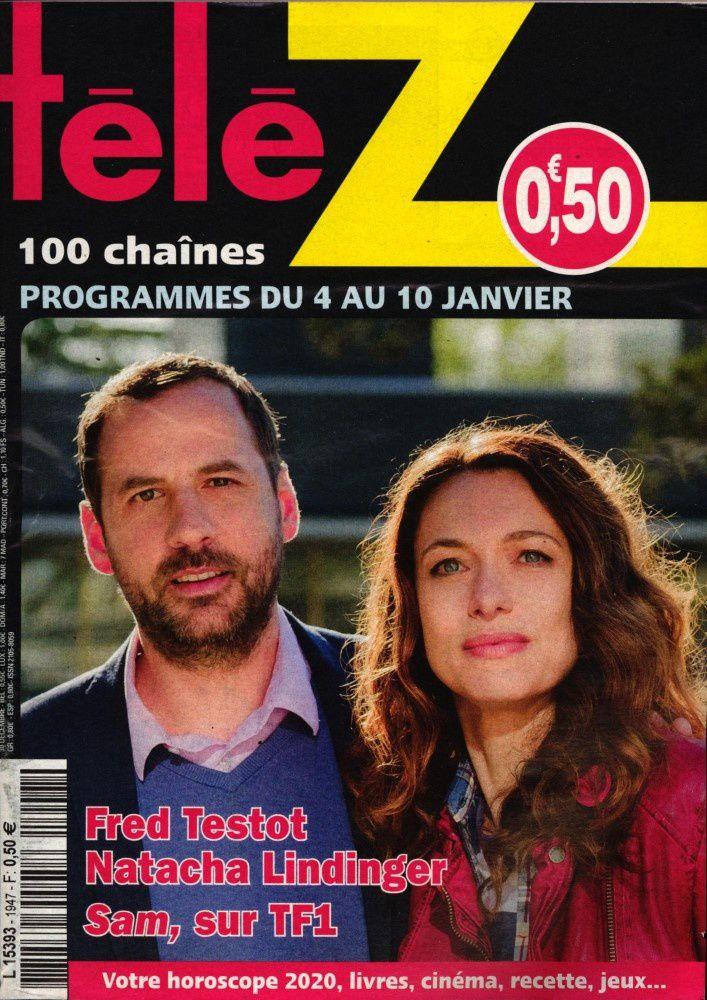 La une des revues TV ce lundi : Stéphane Plaza, Julie de Bona, Laetitia Casta…