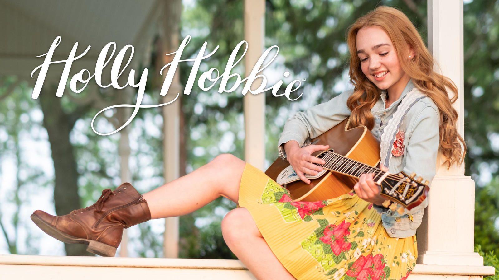 La série jeunesse inédite Holly Hobbie diffusée dès ce mercredi après-midi sur France 4.