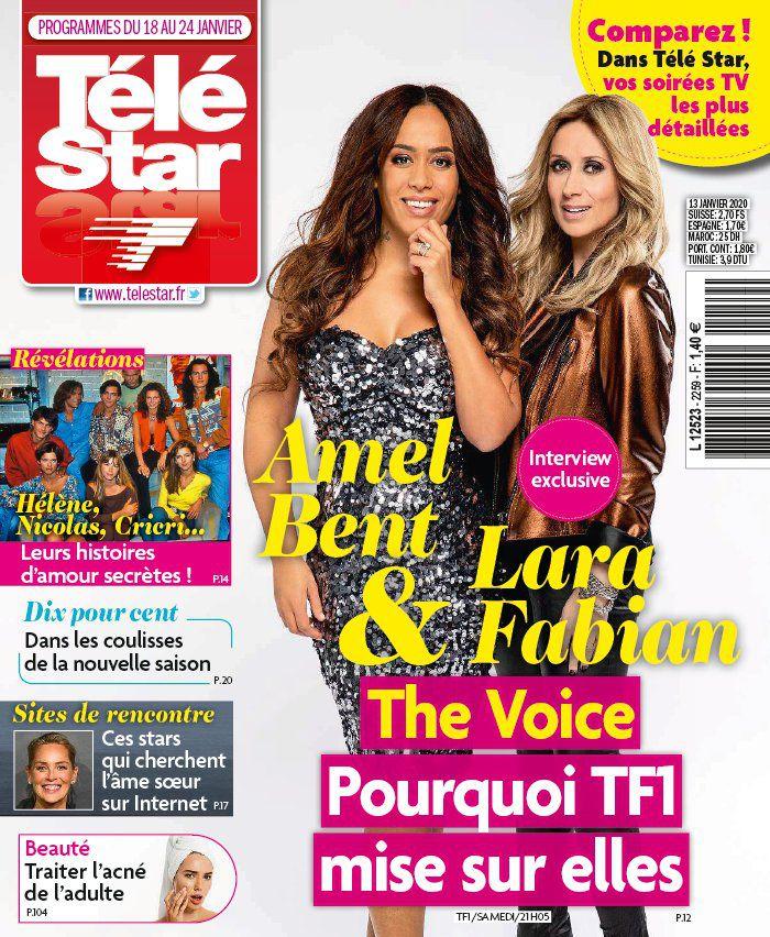 La une des revues TV ce lundi : Nolwenn Leroy, Hugh Laurie, Lara Fabian...