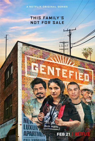 Gentefied, nouvelle série disponible dès ce 21 février sur Netflix.