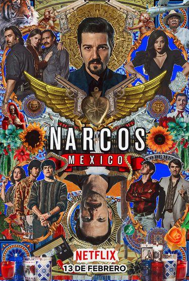 À ne pas louper dès ce jeudi sur Netflix, Narcos : Mexico 2.
