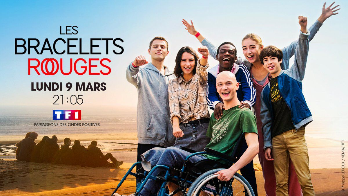 Les 8ères minutes de la saison 3 inédite de la série Les bracelets rouges (diffusée dès ce lundi sur TF1).