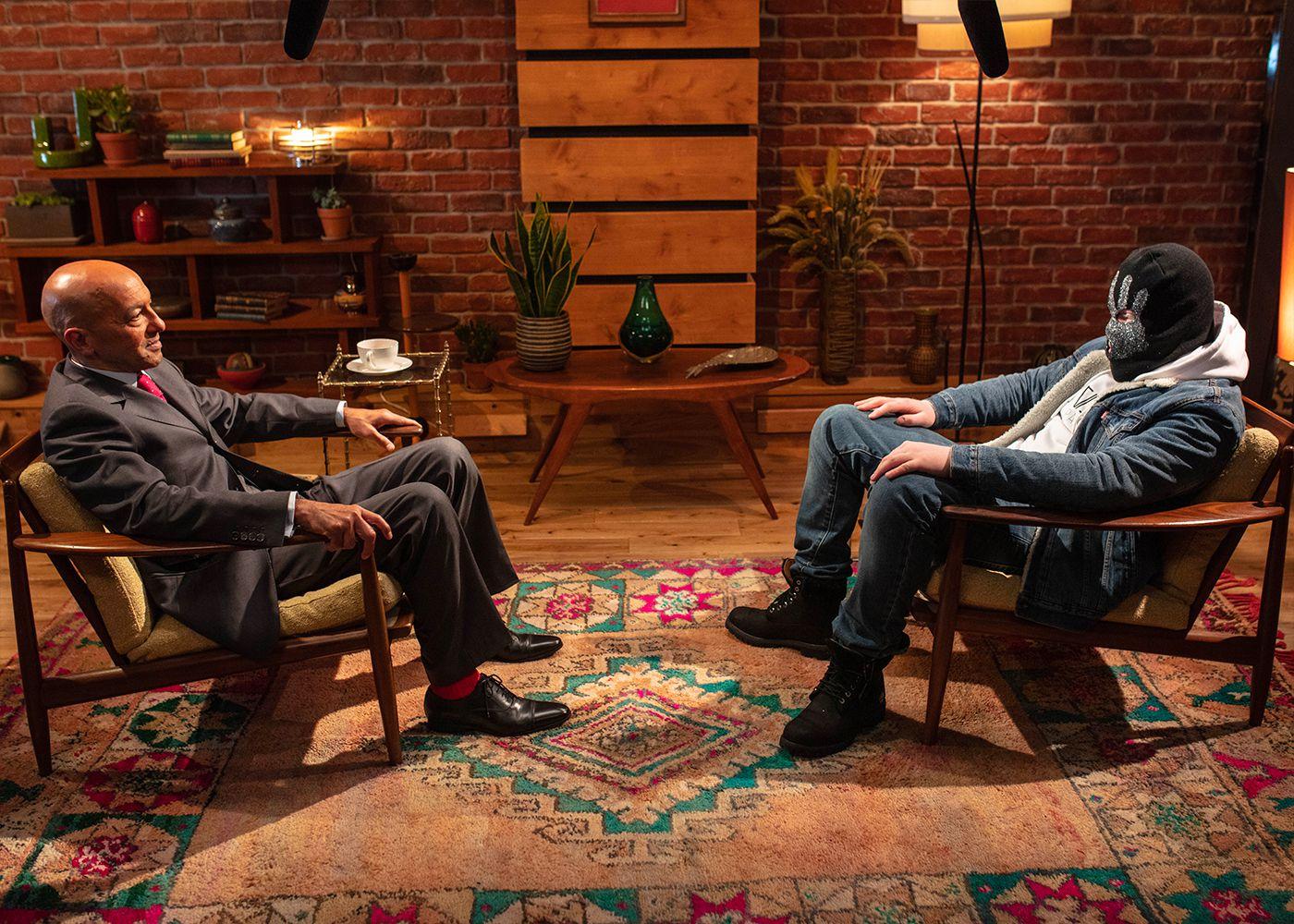 Saison 2 de l'émission « Thérapie », sur Vice TV dès le 19 mars.
