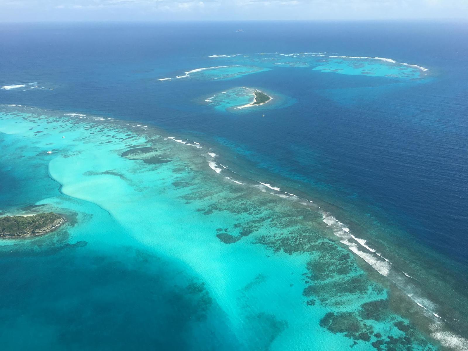 Échappées Belles aux Grenadines, dans la mer des Caraïbes, ce samedi soir sur France 5.