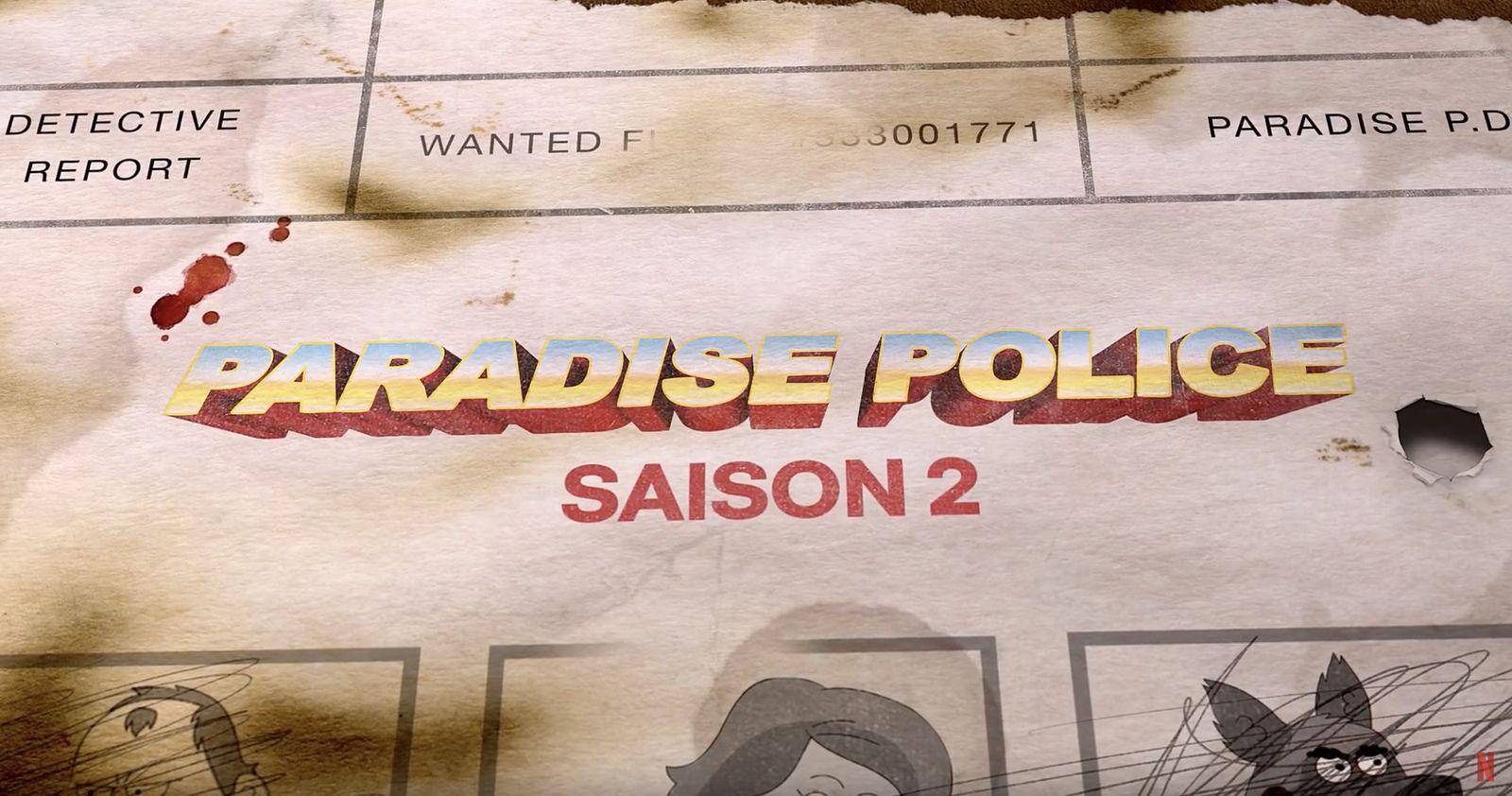 Risultato immagini per paradise police 2